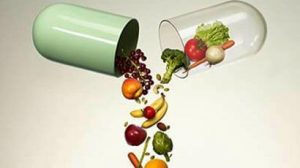 Краткая таблица витаминов