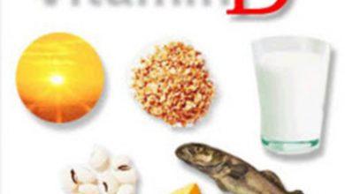 витамин D содержится в продуктах