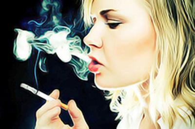 Действует ли курение для похудения