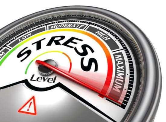 уровни стресса