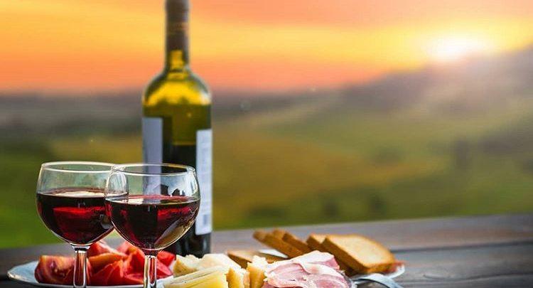 винная и виноградная диеты