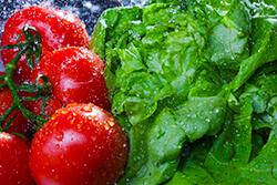 Добавьте низкокалорийный объем к каждой еде
