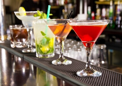 О вреде алкогольных калорий для фигуры