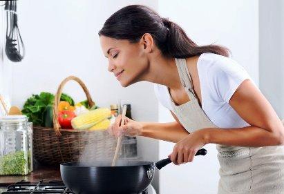 ароматы продуктов питания