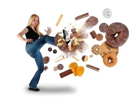 эффективный план похудения