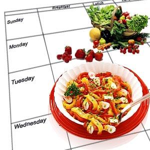 индивидуальный план питания