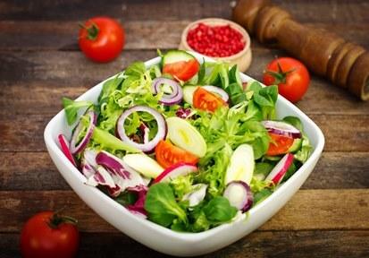 как сделать салат