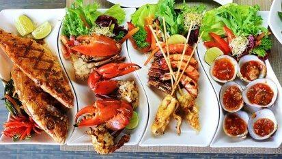 калорийность морепродуктов
