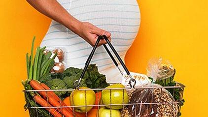 Photo of Какое должно быть питание беременной, чтобы не набрать лишний вес?