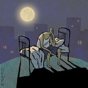 плохой сон
