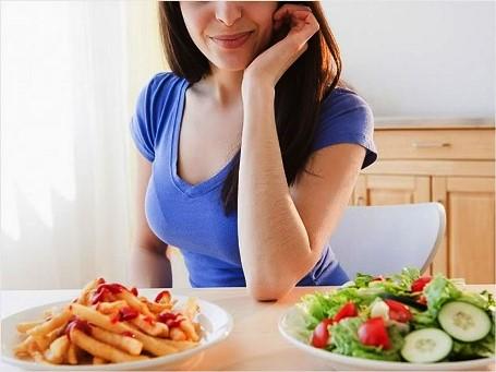 правила эффектного похудения