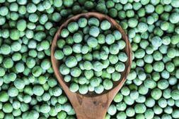 зеленый горох и голод