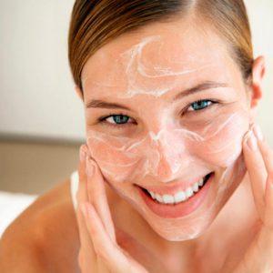 косметическая чистка лица
