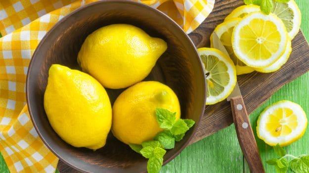 лимоны польза и вред для здоровья