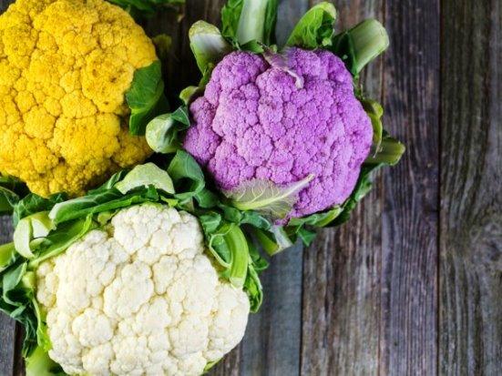 цветная капуста для здоровья