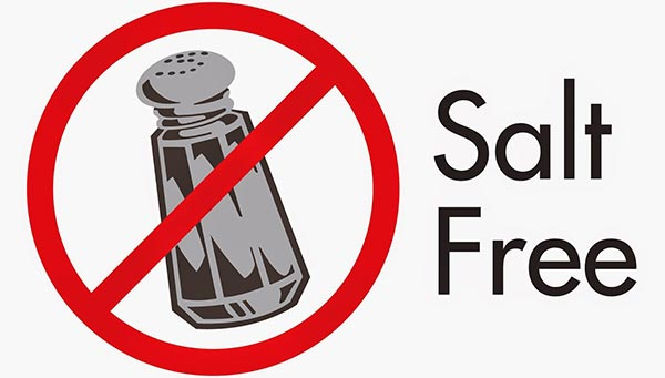 пища без соли