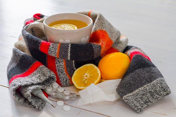 лишний вес и простуда