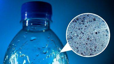 микропластик в воде