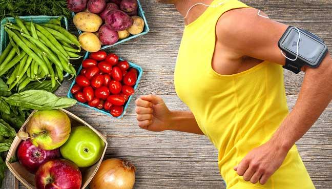 здоровый образ жизни и близких